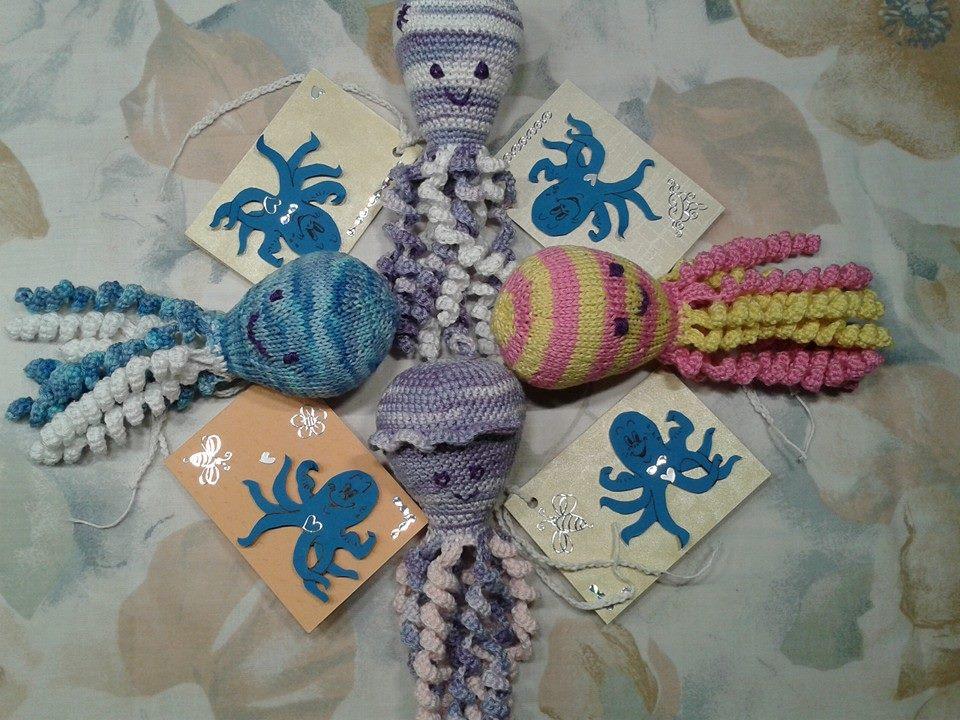 De Patronen Kleine Inktvisjes